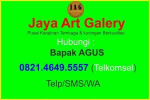 Kontak Person Jaya Art Galery